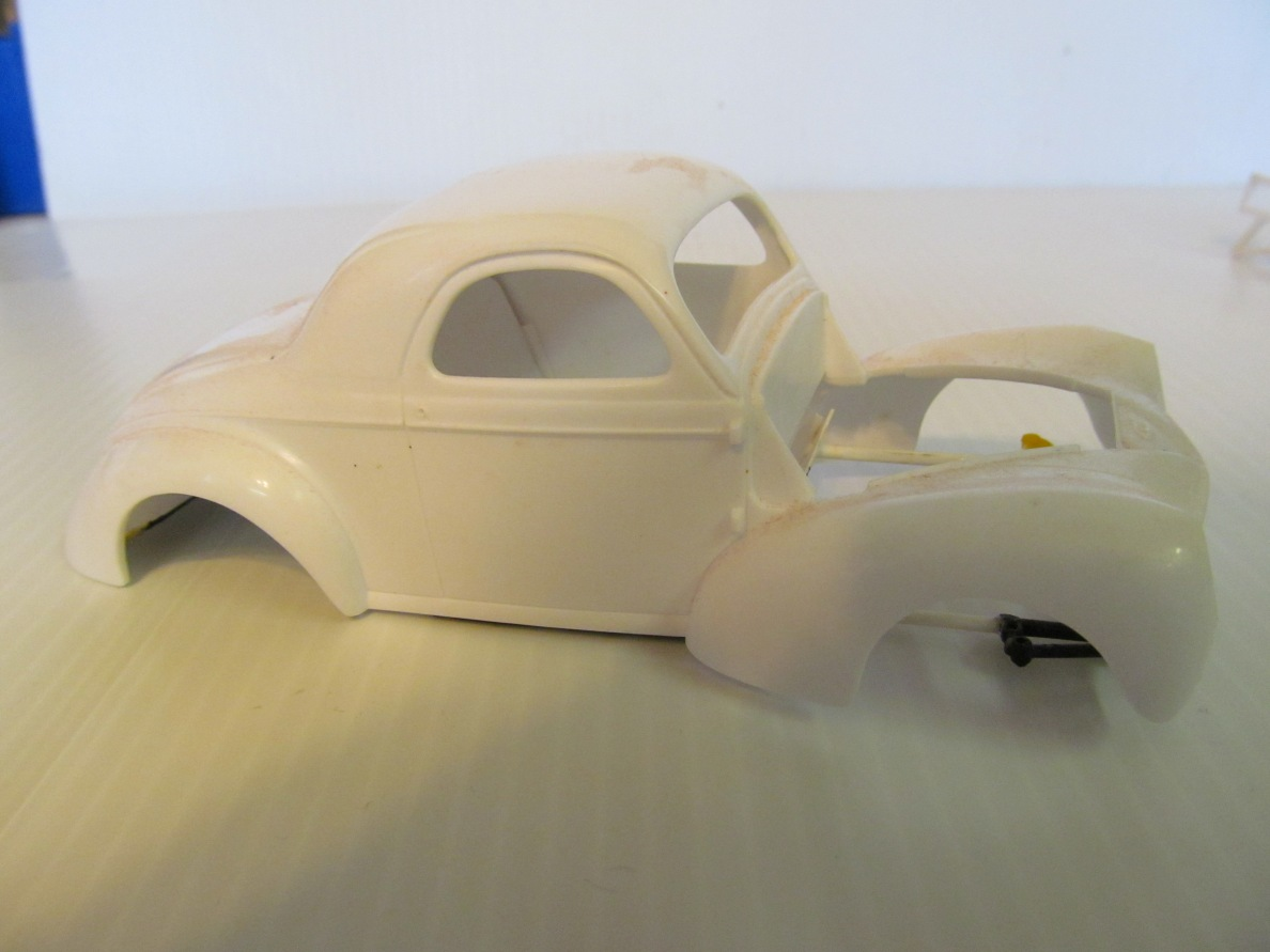 Willys Coupe Prostreeter?